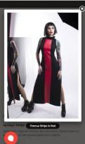 Платье из Freak-Butik, лайме одежда интернет