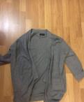 Нижнее белье minimi, кардиган серый Zara knit, Санкт-Петербург