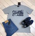 Футболка Cavalli Class Оригинал, толстовки россия интернет магазин, Малое Верево