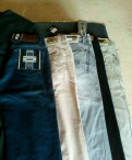 Мужские сорочки pierre lauren, джинсы мужские новые, Новый Свет