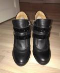 Купить замшевые зимние сапоги, ботинки на платформе Nando Muzi, Кингисепп
