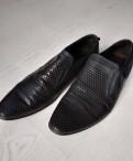Туфли Instreet натуральная кожа, мужские зимние ботинки vagabond