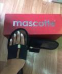 Сланцы тапки mascotte, обувь 42 размера для женщин интернет магазин италия германия