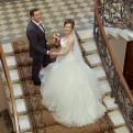 Пышное кружевное свадебное платье Antorina Испания