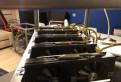 Майнинг ферма Sapphire RX580 nitro+ 8gb