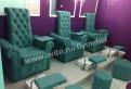 Кресло педикюрное трон Честер
