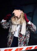 Пальто Zara, леди мария женская одежда