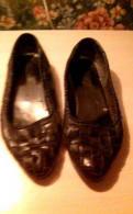 Мокасины elastomere натуральная кожа Италия, ботильоны на высоком толстом каблуке купить