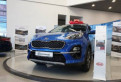 KIA Sportage, 2019, новые авто гибриды