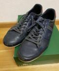 Бутсы adidas top sala, полуботинки Lacoste, Старая