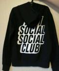 Куртка nike черная, свитшот anti social social club, Тельмана