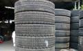 Зимняя резина на фольксваген поло седан 15 радиус шипованная, грузовые шины бу Европа R17. 5 R19. 5 R22. 5