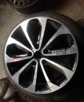 Литые диски fest r16, r18 Nissan