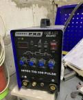 Сварочный аппарат аргон Aurora Pro Tig 200 Pulse