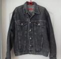 Куртка джинсовая Riffle, мужская одежда fendi