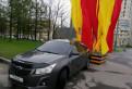 Chevrolet Cruze, 2013, ниссан с пробегом 250000, Петергоф