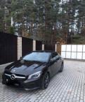 Форд фокус 2 в новом кузове, mercedes-Benz CLA-класс, 2015