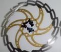 Диск Тормозной. Ротор Baradine 160 мм цветной