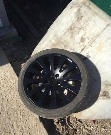 Колеса на ford focus zx4, диски с резиной бмв е63