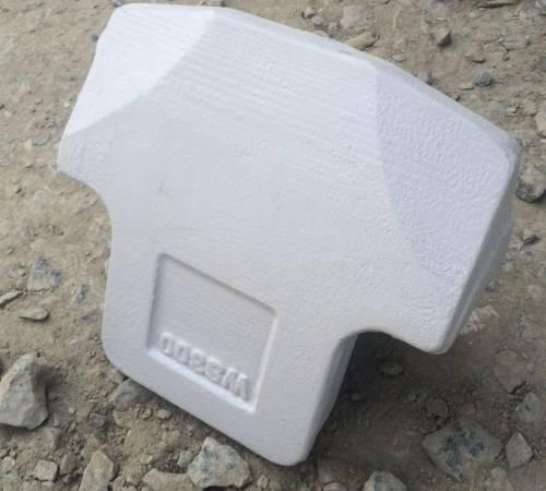 Межзубьевая защита WS300 для ковшей экскаваторов