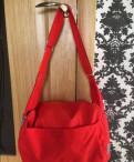Продам красную сумку для коляски Stokke, Синявино
