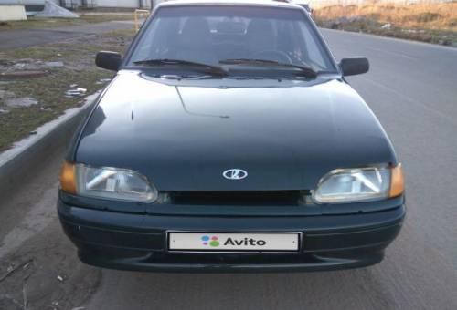 Купить подержанный автомобиль шевроле нива, вАЗ 2115 Samara, 2004