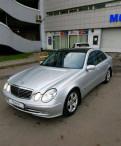 Mercedes-Benz E-класс, 2002, лада приора универсал 2011, Стрельна