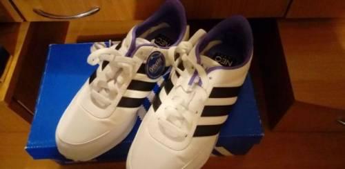 Кроссовки для большого тенниса wilson, новые кроссовки Adidas Neo