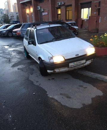 Ford Fiesta, 1989, купить новую мазду 6 2015
