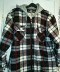 Рубашка толстовка курточка размер 52-54 (L) новая, тёплые спортивные брюки мужские