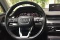 Audi Q7, 2016, продажа бу авто мицубиси лансер, Мурино