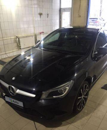 Форд фокус 2 универсал 1.6 тдци, mercedes-Benz CLA-класс, 2015