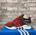 Кроссовки Adidas EQT Support ADV Red, кожаные кроссовки adidas originals pharrell williams x todd james, Санкт-Петербург