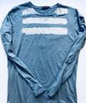 Китайские куртки из кожзама мужские, лонгслив Antony Morato