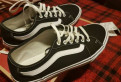 Мужские серые замшевые ботинки, кеды Vans Filmore Decon новые, оригинал