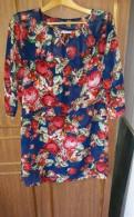 Платье синее с кружевом купить, шифоновые блузки-туники