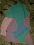 Платье с длинным рукавом и пышной юбкой, новый Свитер