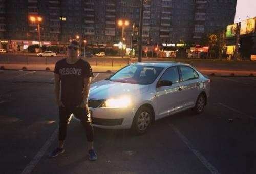 Водитель такси (Север города)
