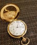 Карманные золотые часы Павел Буре