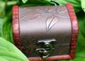 Шкатулка сундучок для обручальных колец, Санкт-Петербург
