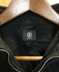 Куртка мужская длинная черная 11 цифра, polo Bogner оригинал