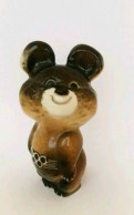Олимпийский мишка, Кузнечное