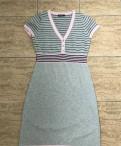 Платье ostin, платье стиляги в горошек купить