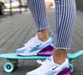Женская обувь фирмы белвест, новые кроссовки Nike Air MAX 270 арт 073 все цвета, Рахья