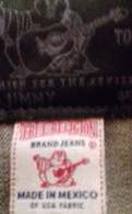 Жилет True Religion, парки мужские add