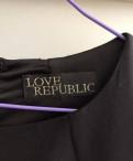 Платье новое Love Republic, одежда секонд хенд модная, Санкт-Петербург