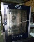 Пароконвекционная печь Unox 10 ур электронная