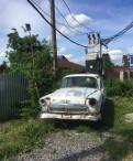 ГАЗ 21 Волга, 1961, опель астра gtc орс