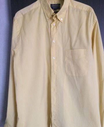 Рубашка Gant, мужская спортивная одежда интернет магазин недорого