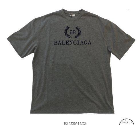 Balenciaga футболка, носки мужские colin's